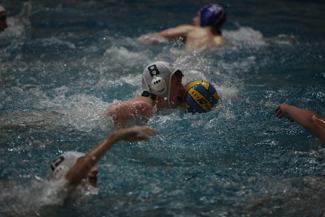 JV Boys Water Polo AMHS Scrimmage Oct 7 2014