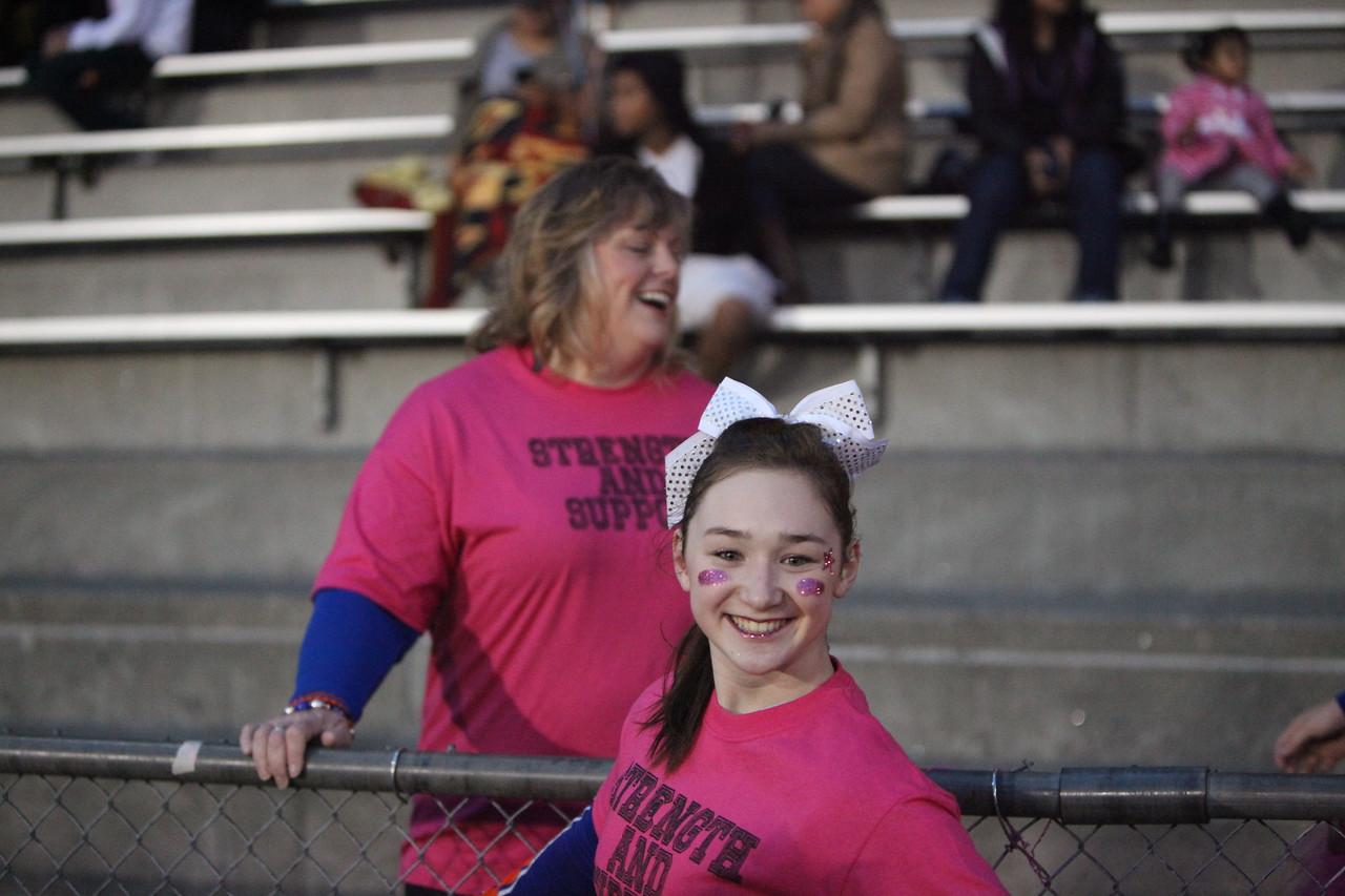 AMHS Senior Night - October 18, 2012