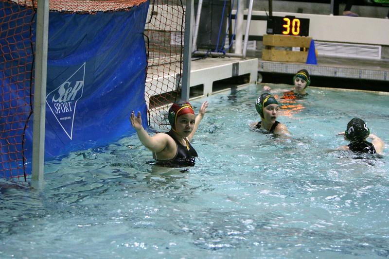 Girls JV Water Polo March 19 2010 - AMHS 8 vs Auburn 5