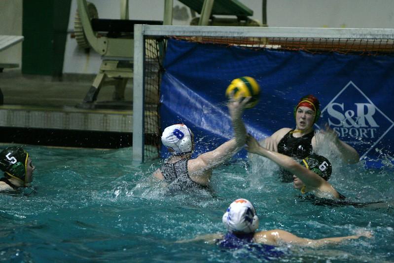 Girls Water Polo March 19 2010 - AMHS 19 vs Auburn 1