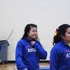 2015-01-21 AMHS Gymnastics Senior Night 006
