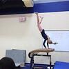 2015-01-21 AMHS Gymnastics Senior Night 099