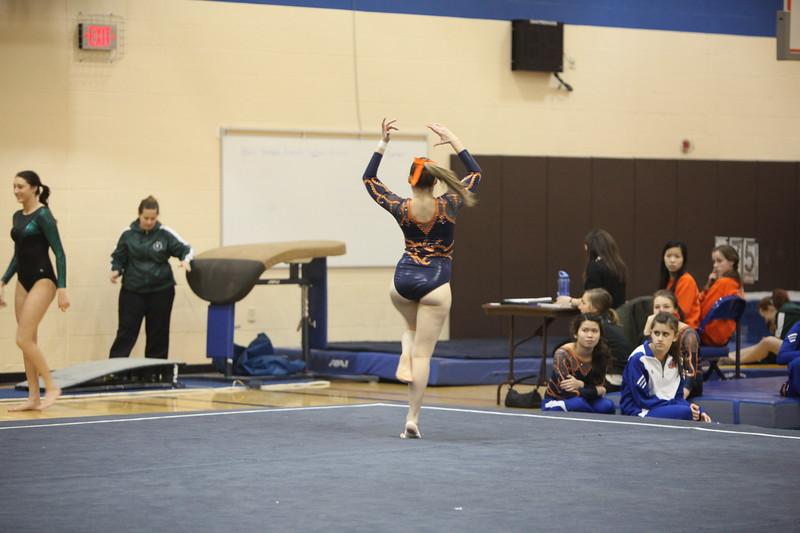 Auburn Mountainview Girls Gymnastics Jan 30 2013