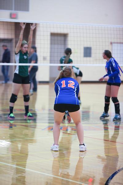 AMHS Girls JV Volleyball - Oct 22 2014