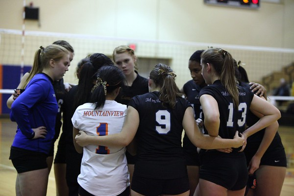 Auburn Mountainview Volleyball
