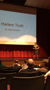 Auburn Mountainview High School's National History Day  - Jazya Duhon