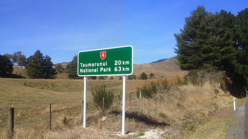 Day 4 Not far to go now (to Taumarunui)