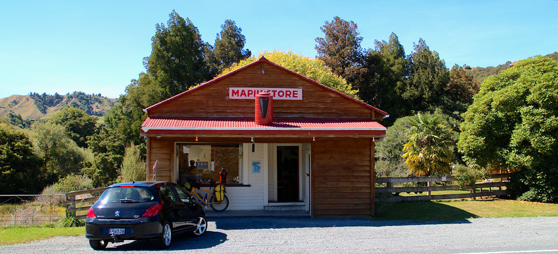 Day 4 Mapiu Store (and Cafe)