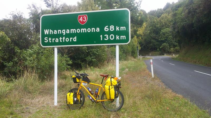 Day 5 Twenty kilometres done, sixty eight to go