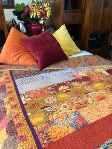 Enchanted Autumn Quilt