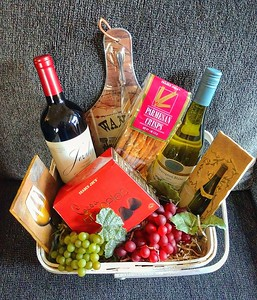 Wine Lover's Basket #2