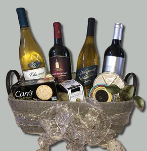 Wine Lover's Basket #1