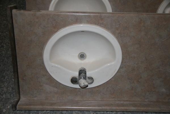 Bathroom Sinks w/Counter Tops