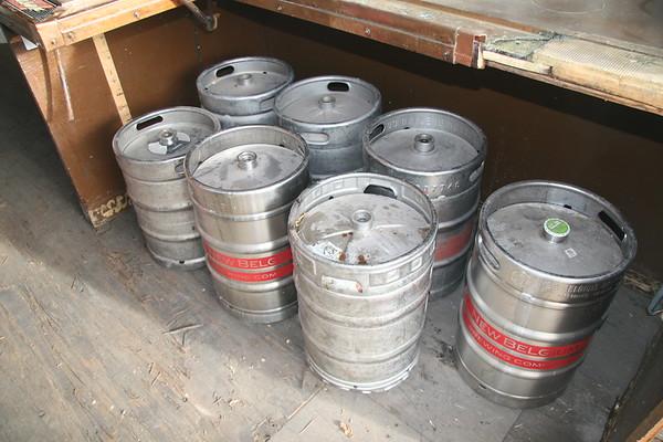 Beer Kegs - ON HOLD