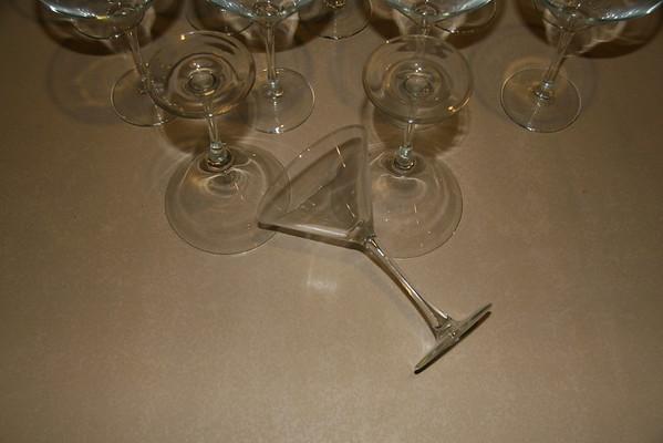 Martini Glasses (batch 8)