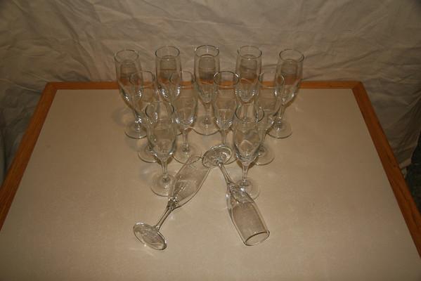 Stolzle Sparkling Wine Glasses (Sm)