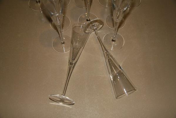Stolzle Event Flute Glasses