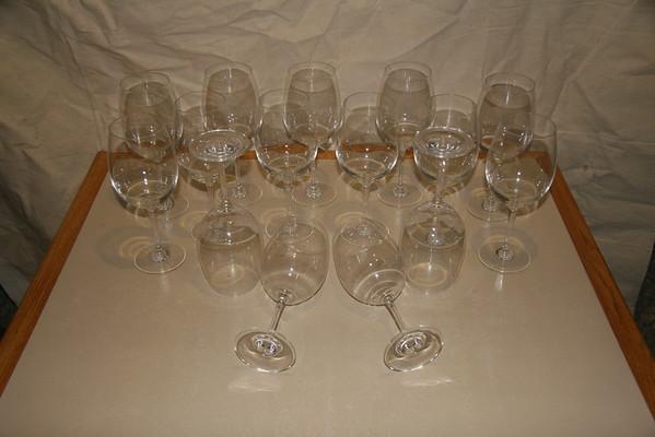 Stolzle Red Wine Glasses (Lg)