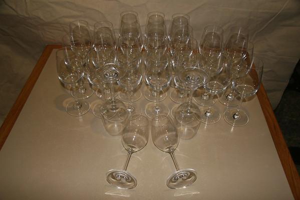 Stolzle White Wine Glasses (Lg)
