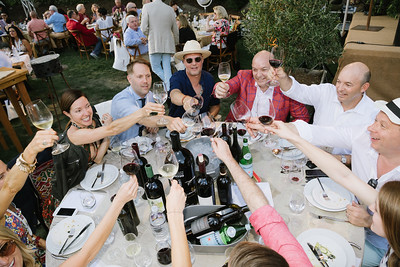 Cheers to Auction Napa Valley 2016   Photo by Bob McClenahan for the Napa Valley Vintners