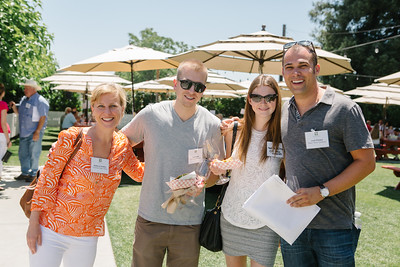 Vintners coming together to kick off Auction week. Auction Napa Valley Vintner Kick-off celebration!  Briana Marie Photography for Napa Valley Vintners