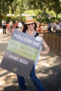 Napa Valley Vintners showing  the way to the Big Board Auction!   Briana Marie Photography for Napa Valley Vintners