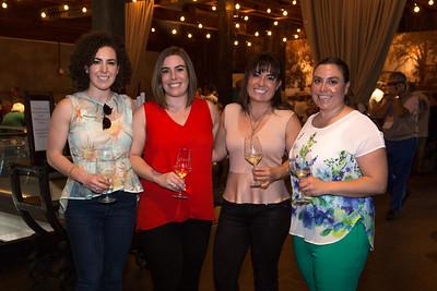 Alycia, Angelina, Giovanna and Riana Mondavi, host family for Auction Napa Valley 2018. Photo ©2017 by Jason Tinacci / Napa Valley Vintners