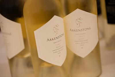 Arkenstone Napa Valley Sauvignon Blanc. Photo ©2017 by Jason Tinacci / Napa Valley Vintners