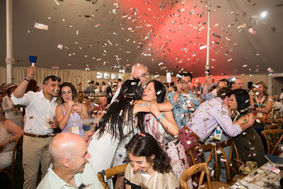 Another happy winning bidder - Auction Napa Valley Live Celebration