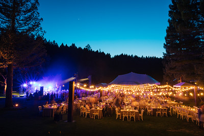 Michael Franti performing at Auction Napa Valley Live Auction Celebration