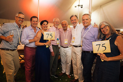 Hugh Davies, Michael Honig, Emma Swain, Pat Stotesbery, Darioush Khaledi, David Pearson, David Duncan and Dawnine Dyer