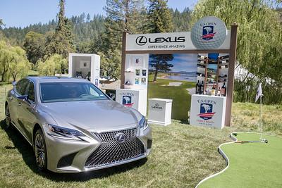 Lot 20 Napa Valley Vintners - Lexus and U.S. Open