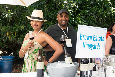 Brown Estate excited to share their Cabernet Sauvignon with guests