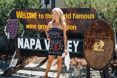 Auction Napa Valley Barrel Auction