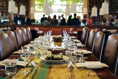 Top Bidder Dinner at PRESS Restaurant