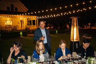 2019 Vintner Hosted Dinner Party - St. Supéry Estate Vineyards & Winery
