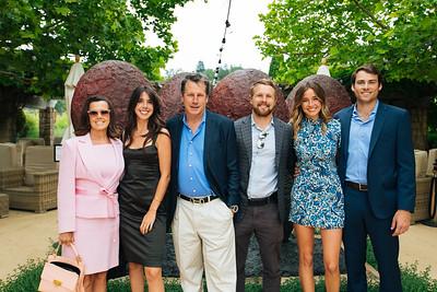 2019 Vintner Hosted Dinner Party - Cliff Lede