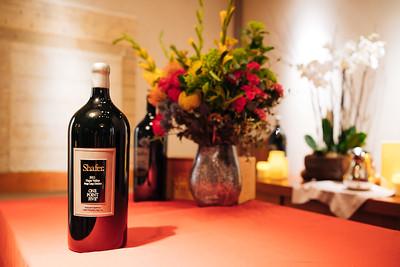 2019 Vintner Hosted Dinner Party - Shafer