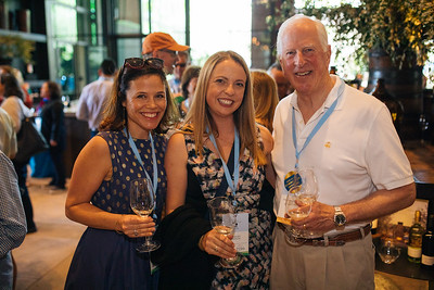 Congressman Mike Thompson at the 2019 Napa Valley Barrel Auction