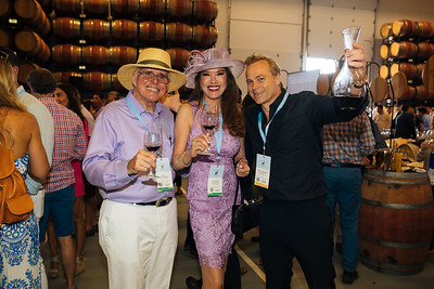 Jean Charles Boisset at the 2019 Napa Valley Barrel Auction