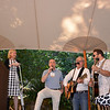 """Honorary Auction chairs, the Duncans and the Gargiulos, are joined by James Otto for a rendition of """"Sweet Home Napa Valley."""""""
