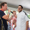 """Meadowood Napa Valley's Michelin Star chef Christopher Kostow speaks with Billy Bush. Photo by <a href=""""http://www.tinacciphoto.com"""" target=""""_blank"""">Jason Tinacci</a> for the Napa Valley Vintners."""