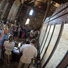 """Brand Napa Valley was the big winner of the barrel auction with the highest bid of $9050.  Photo by <a href=""""http://napasphotographer.com/"""">Bob McClenahan</a> for Napa Valley Vintners."""