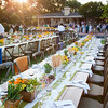 """The Duncan family opened up their home to host guests at the Top Bidder Dinner in Oakville. Photo by <a href=""""http://www.tinacciphoto.com"""" target=""""_blank"""">Jason Tinacci</a> for the Napa Valley Vintners."""