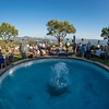 """The view from Montagna where the Pritchard Hill party was held.  Photo by <a href=""""http://napasphotographer.com/"""">Bob McClenahan</a> for Napa Valley Vintners."""
