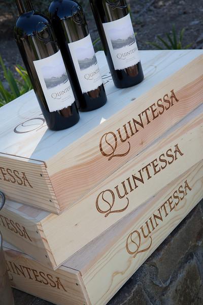 "Quintessa wine. Photo by <a href=""http://www.tinacciphoto.com"">Jason Tinacci</a>"