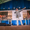"""Auctioneer Fritz Hatton calling the action at Auction Napa Valley 2015. <br> <br> Photo by <a href=""""http://napasphotographer.com/"""">Bob McClenahan</a>"""