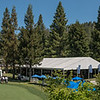 "The setting at Meadowood Napa Valley during Auction Napa Valley 2015. <br> <br> Photo by <a href=""http://napasphotographer.com/"">Bob McClenahan</a>"