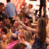 "Great auction excitement as the audience gets in the mood. Photo by <a href=""http://www.tinacciphoto.com"" target=""_blank"">Jason Tinacci</a> for the Napa Valley Vintners."