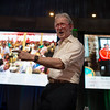 """Humphrey Butler leads the auction.  Photo by <a href=""""http://napasphotographer.com/"""">Bob McClenahan</a> for Napa Valley Vintners."""